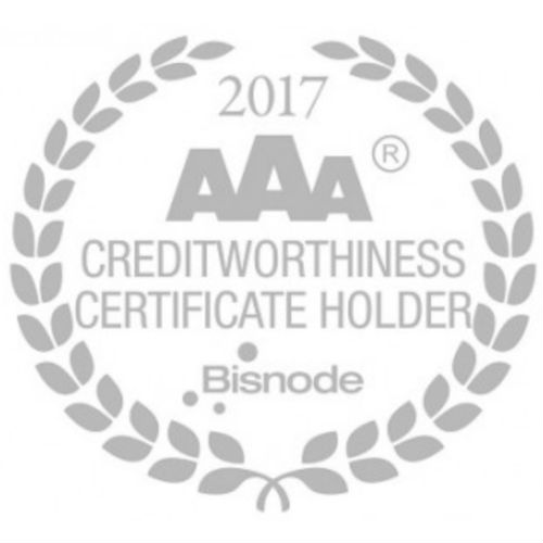 aaa credit worthiness certificate holder 2017